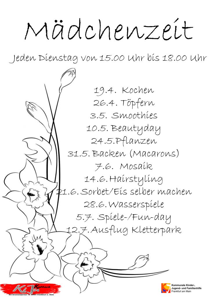 Flyer-Mädchenzeit2016-2
